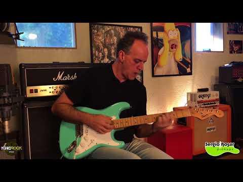 Sergio Rosar Pickups - Hot 44