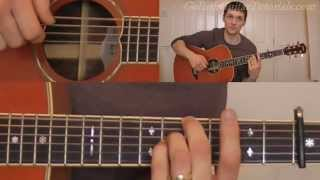 How To Play Only Love -  Ben Howard - part 2