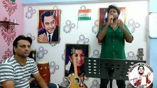   Do Dil Mil Rahe hai   Kumar Sanu   Covered by Anurag Raj  #kumarsanu #pardes