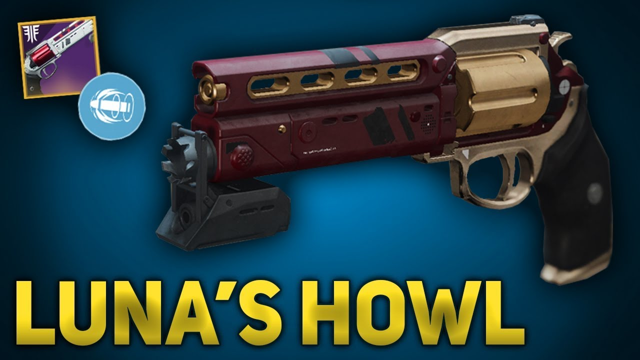 Destiny 2: How to Get the Luna's Howl Hand Cannon | Game Rant