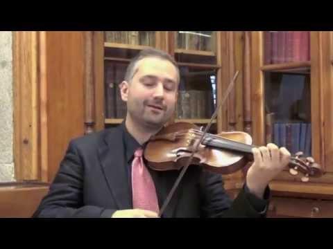 Louis-Gabriel Guillemain. Quartet Nº 3 Op. 12. Allegro Moderato by Gallaecia Antiqva