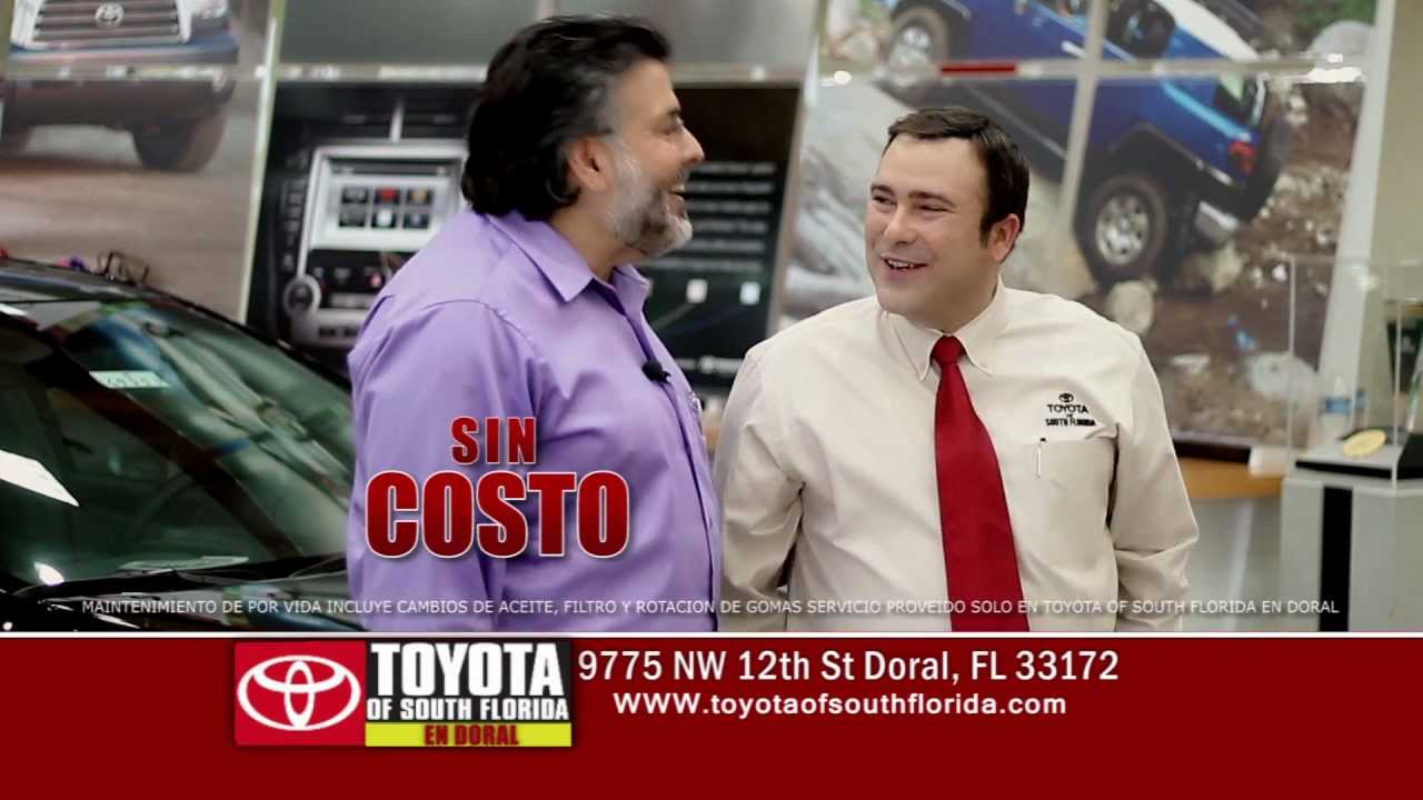 Toyota Of South Florida >> Toyota South Florida En Doral