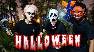NERF AND HALLOWEEN DREAM
