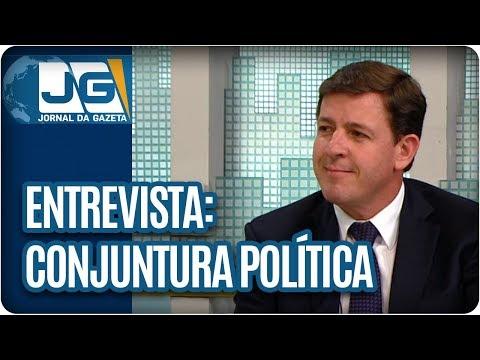 Maria Lydia entrevista Orlando Morando (PSDB), prefeito de São Bernardo, sobre a conjuntura política
