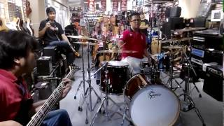 Michael Alba & Alvin Torres (Jam 02 @ JB Music SM North)