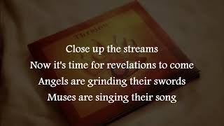 Close up the Streams - THERION - HD - 2007 Lyrics