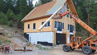 Pure Living For Life - Full Standing Seam Metal Roofing Installation