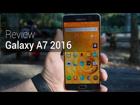 Análise: Galaxy A7 2016 | Review do Tudocelular.com