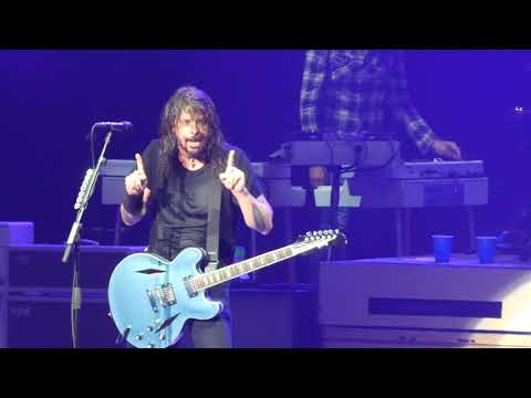 """Learn to Fly & The Pretender"" Foo Fighters@Madison Square Garden New York 7/16/18"