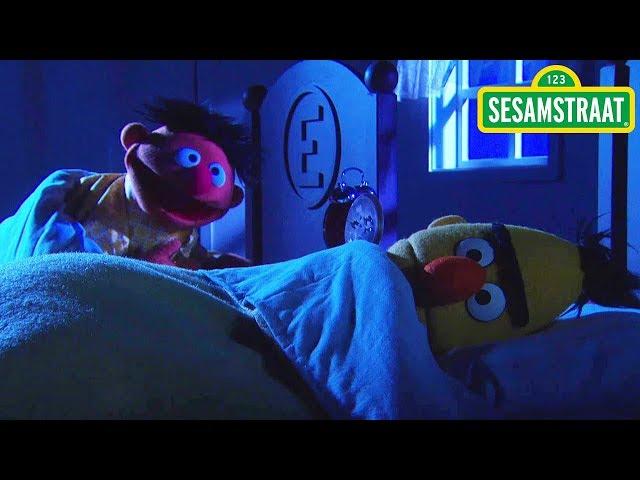 Hoe laat is het? - Bert & Ernie - Sesamstraat