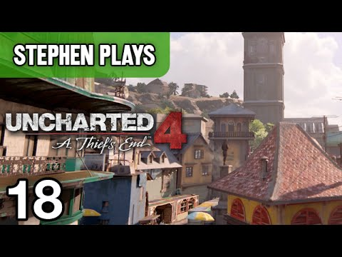 "Uncharted 4 #18 - ""The City Market"""