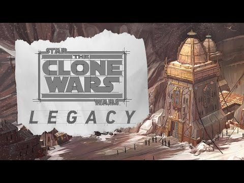 Incomplete episodes from canceled 'Star Wars: The Clone Wars' animation released online