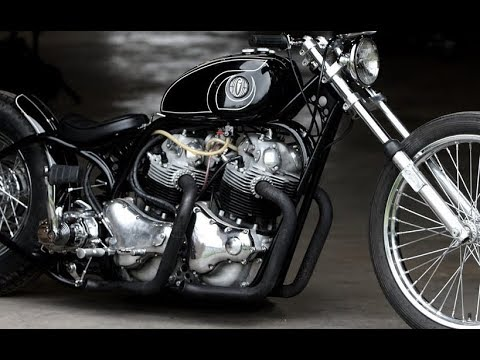 2 Engines motorcycles