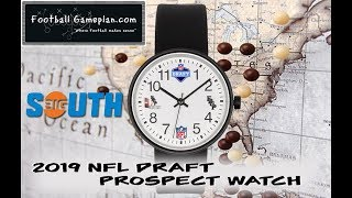 Football Gameplan's FCS Kickoff 2018 Big South Preview - 2019 NFL Draft Prospect Watch