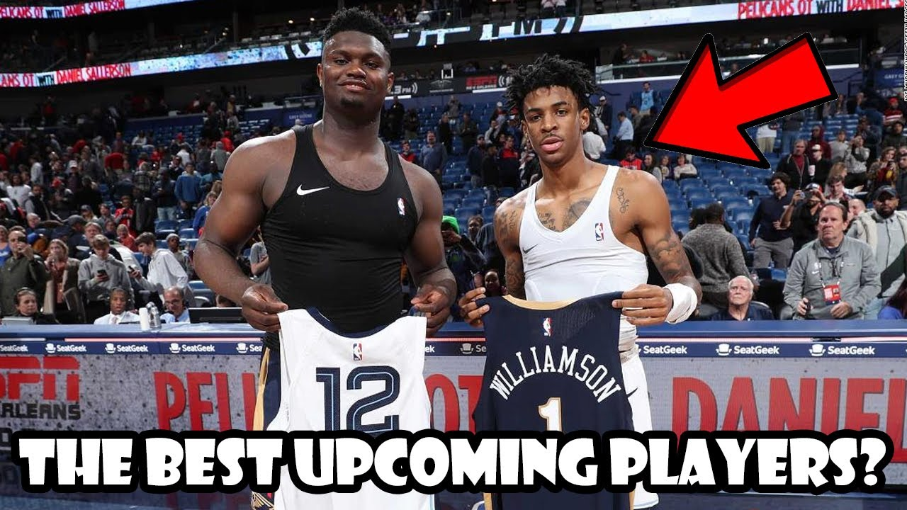 Why Ja Morant and Zion Williamson are the BEST FUTURE STARS the NBA has!😱🏀