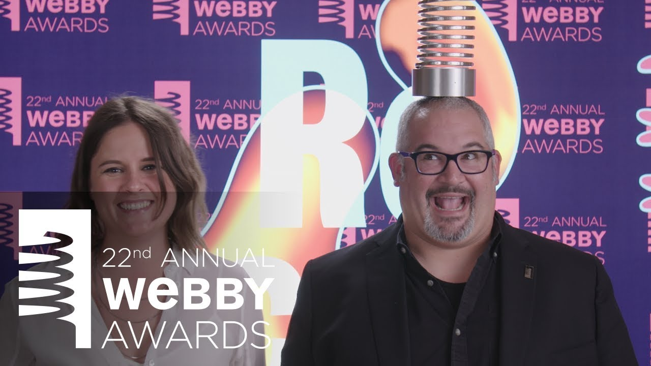 Comcast Xfinity's 5-Word Speech at the 22nd Annual Webby Awards