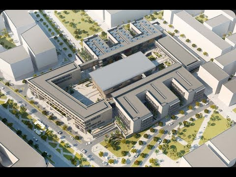 Masdar City Campus - Emirates College of Technology