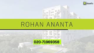 Rohan Ananta in Tathawade, Pune by Rohan Builders | Dwello