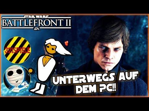 Unterwegs auf dem PC! - Star Wars Battlefront II together 321Spiele & Tombie Lets Play