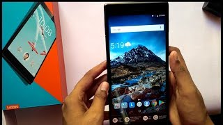 Lenovo Tab 7 16 GB Wi-Fi+4G Tablet Unboxing & Overview