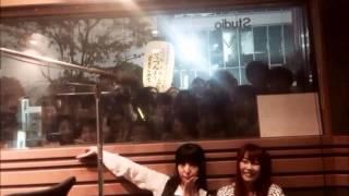 FM富士の代々木サテライトで、でんぱ組.incの相沢梨紗、成瀬瑛美で送るビビッと☆でんぱジャックなう! 本日のゲストはLinQから岸田麻佑さん、杉本ゆささんでした。