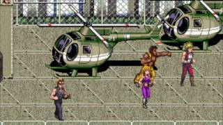Double Dragon Advance - (Openbor) - FULL GAME