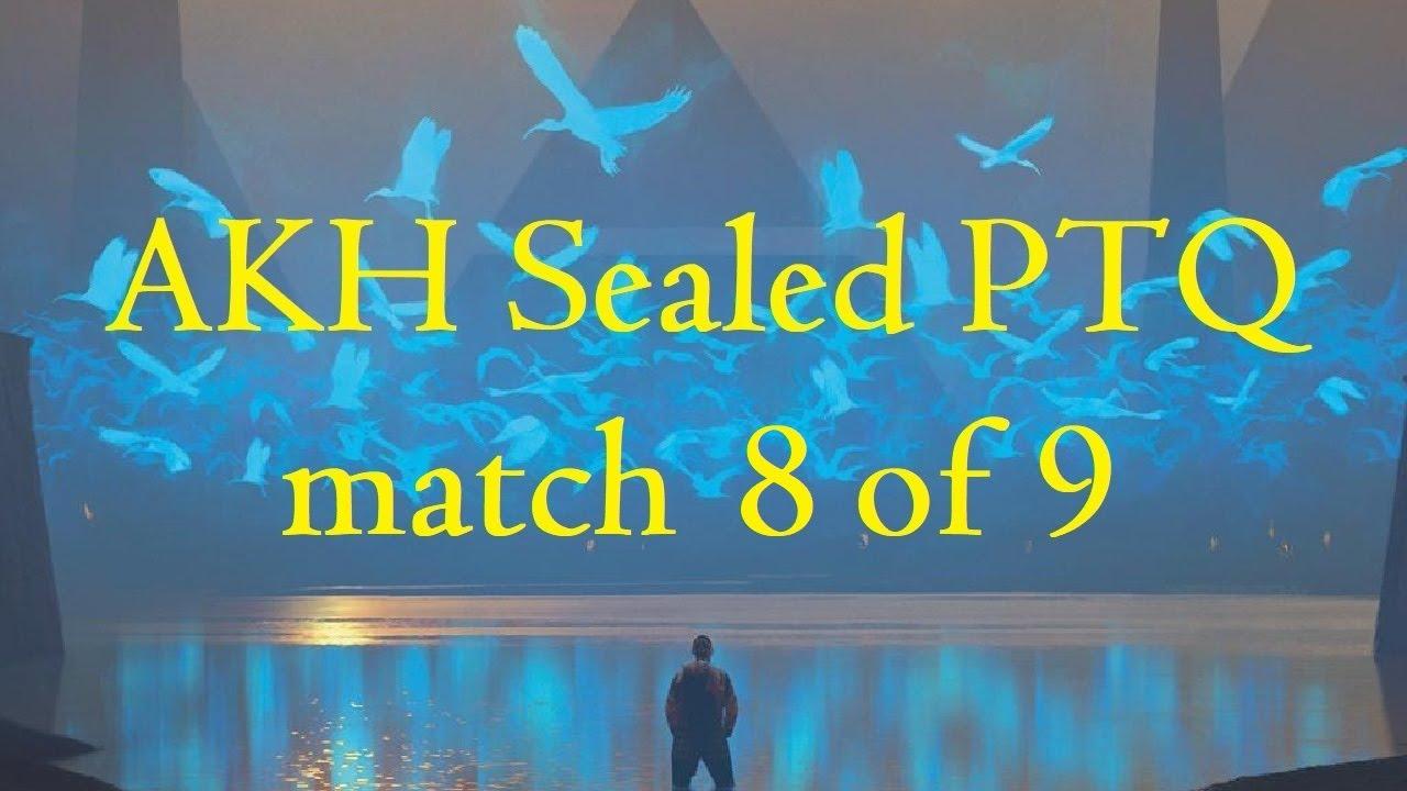 AKH Sealed PTQ 3