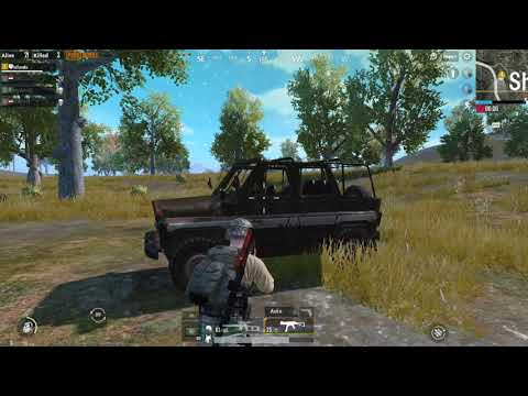 PuBG for beginer action rank 2