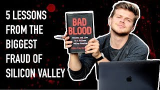 5 LESSONS FROM BAD BLOOD | BOOOK REVIEW (2019)