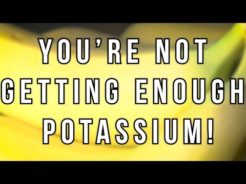 You're NOT Getting Enough POTASSIUM! (Intermittent Fasting Tip And Tricks)