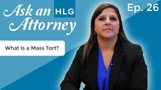 What Is a Mass Tort? thumbnail image