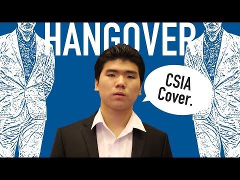 HANGOVER(CSIA COVER)