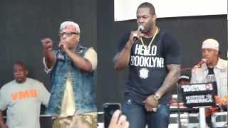 Busta Rhymes - Gimme Some More, Stop The Party, Dangerous, King Tut (HD) - Brooklyn Hip-Hop Fest