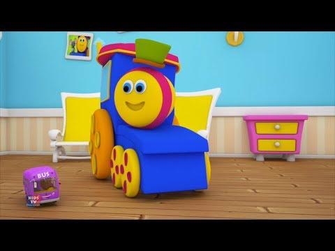 bob le train roues dans le bus bus chanson pour enfants preschool rhymes wheels on the. Black Bedroom Furniture Sets. Home Design Ideas