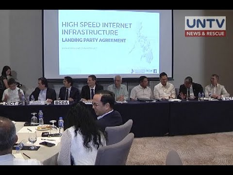 Faster internet connection expected after completion of Luzon Bypass Infrastructure
