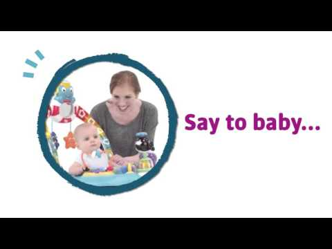 38936ccde Ideas for Engaging Baby With the Light Up Toybar (Featuring Baby ...