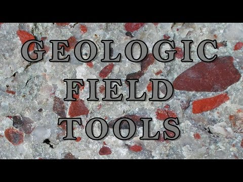Geo-Files:  Geologic Field Tools (E2-S1)