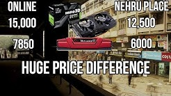 Nehru Place Computer Market [HINDI] Where & How to Buy ?