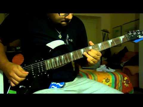 Santana Cover - Smooth Riff.MP4