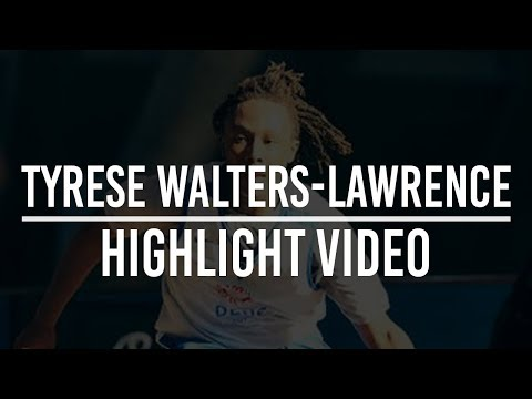 Tyrese Walters-Lawrence, 5'11, PG/SG, Class of 2018 (London, United Kingdom)