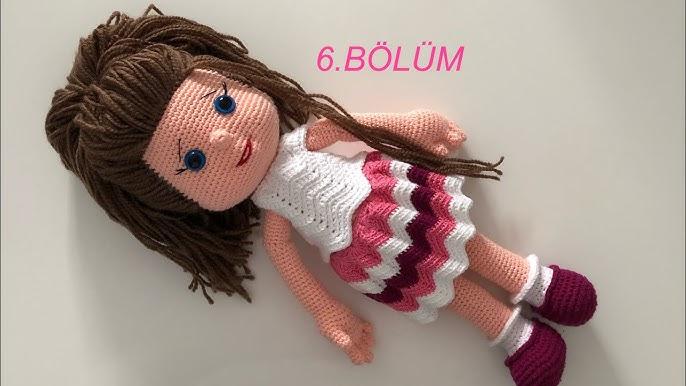 Leithygurumi: Narin Bebek - Türkçe - Ücretsiz - Amigurumi Doll ... | 386x686