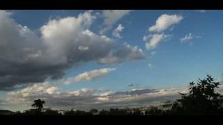 Espectáculo atmosférico (Time-lapse)