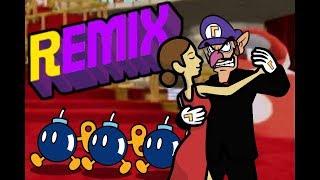 Rhythm Heaven Custom Remix - Destruction Dance (Dance Dance Revolution Mario Mix)