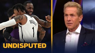 D'Angelo Russell would be the worst fit for LeBron & the Lakers - Skip Bayless | NBA | UNDISPUTED