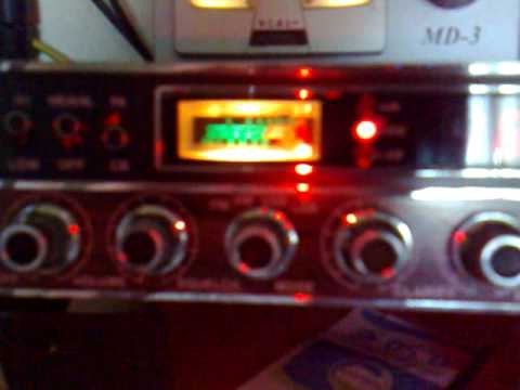 14AKM - Mr. Sebastien near Toulouse wkd with my Stalker IX CB-Radio