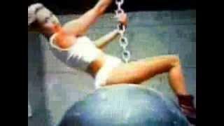 Пародия на клип Майли Сайрус