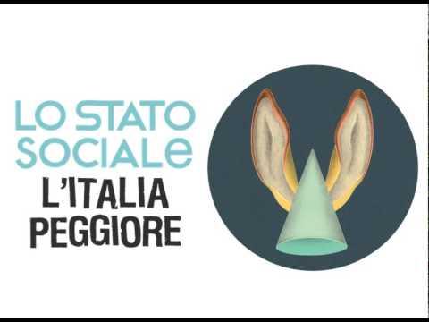 Lo Stato Sociale - In due è amore in tre è una festa