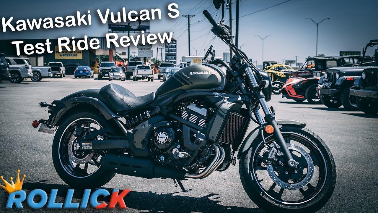 2019 Kawasaki Vulcan S Test Ride Review Surprising