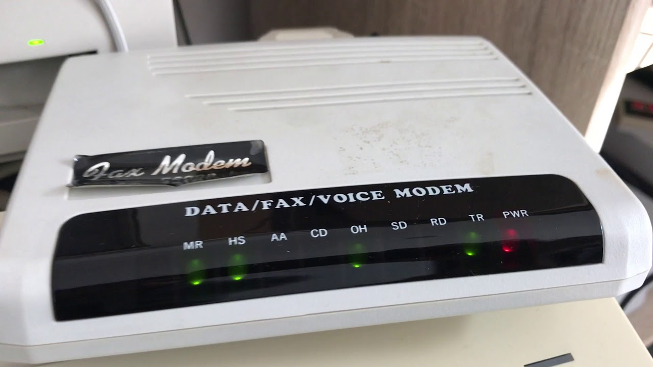 Connect Two Dial Up Modems Together With No Phone Line