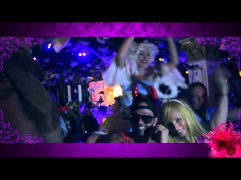Cabaret Rouge Villa Romana St Tropez summer season 2014